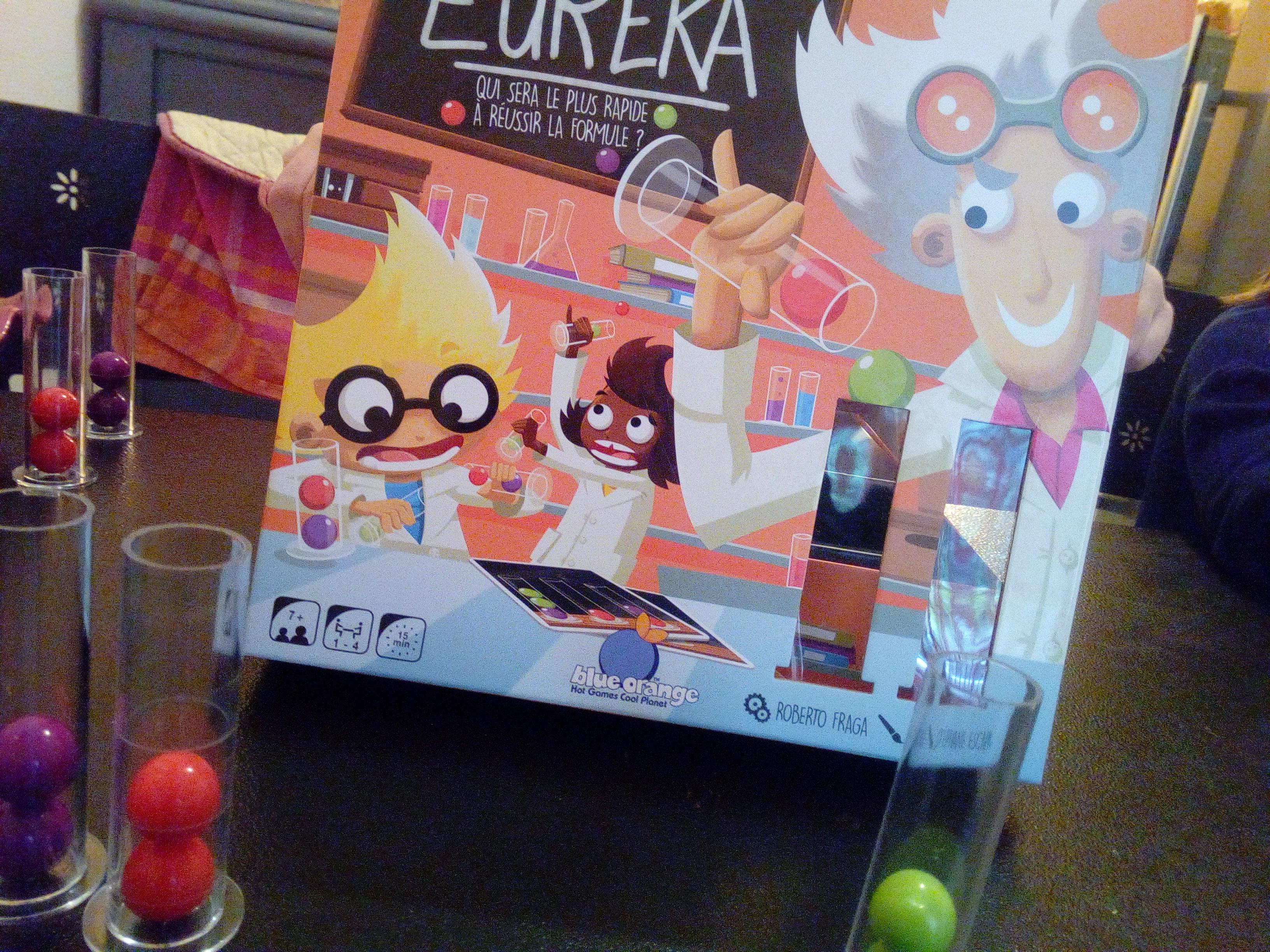 eureka jeu enfants logique