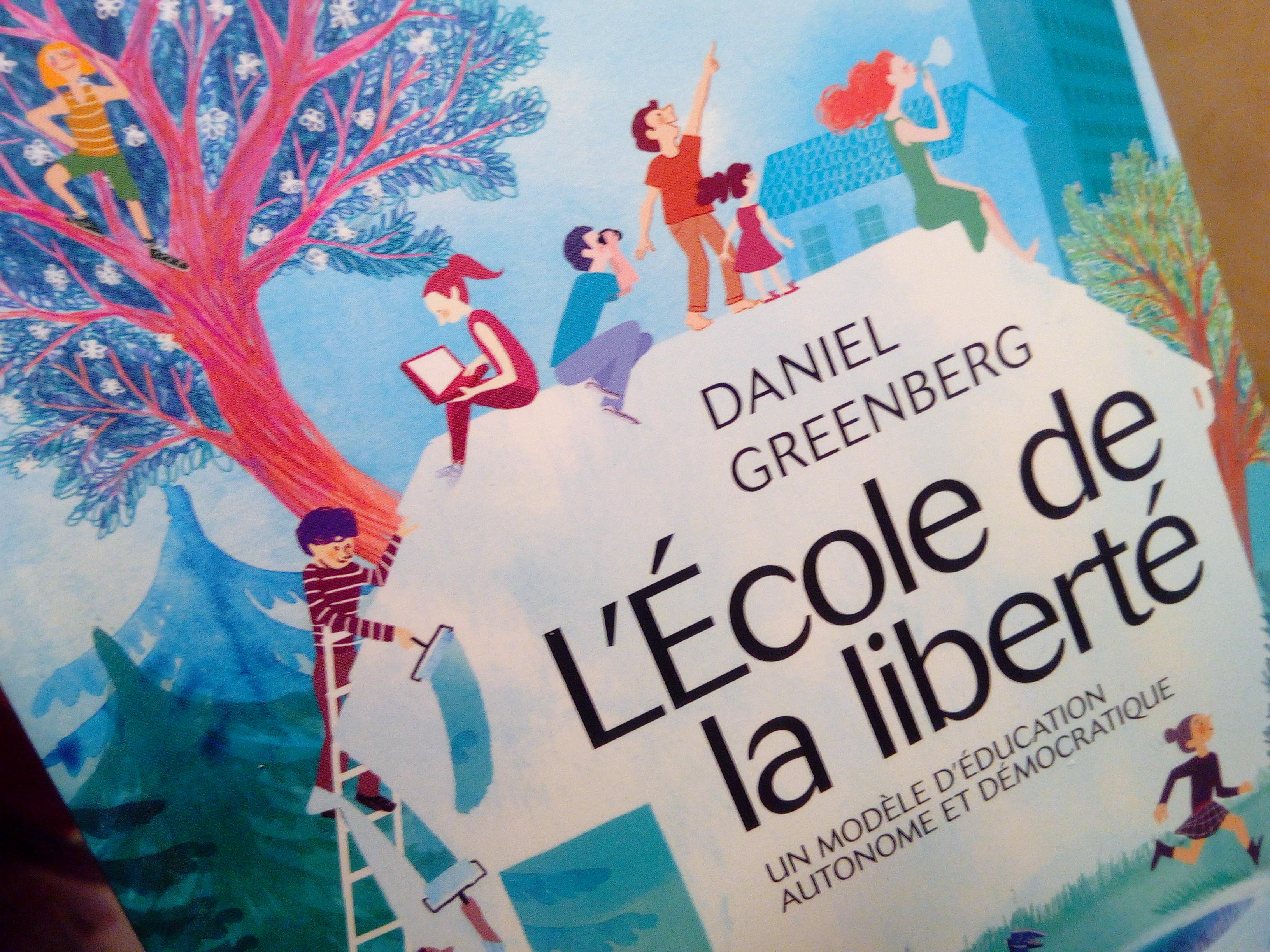 livre école de la liberté éducation démocratique