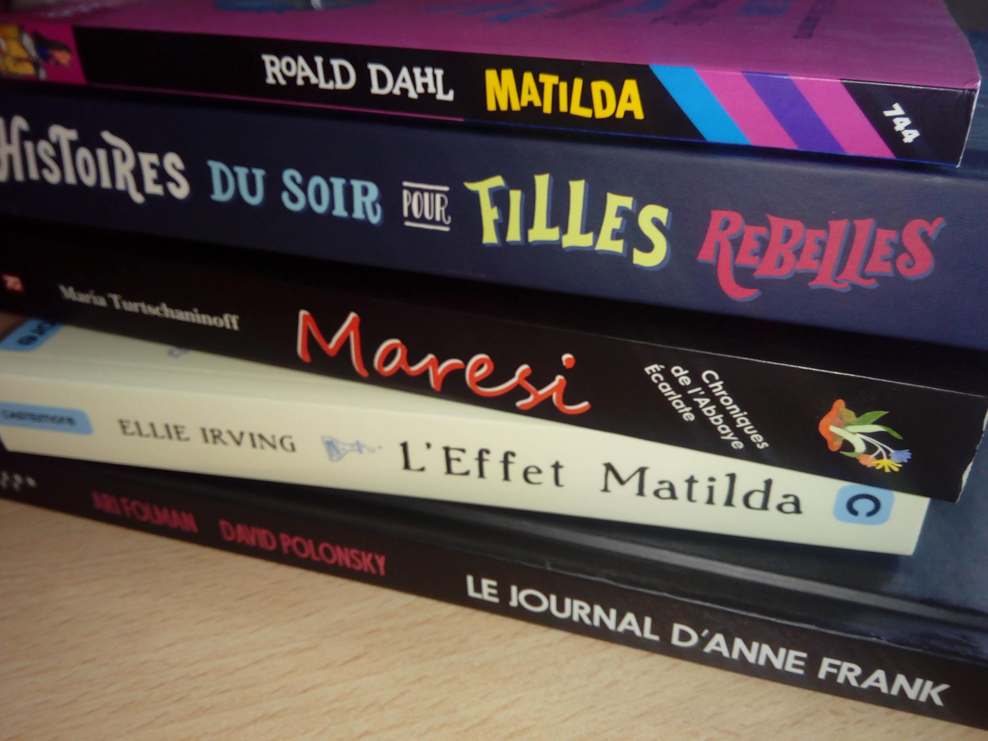 5 Livres Aux Valeurs Feministes A Offrir Aux Enfants