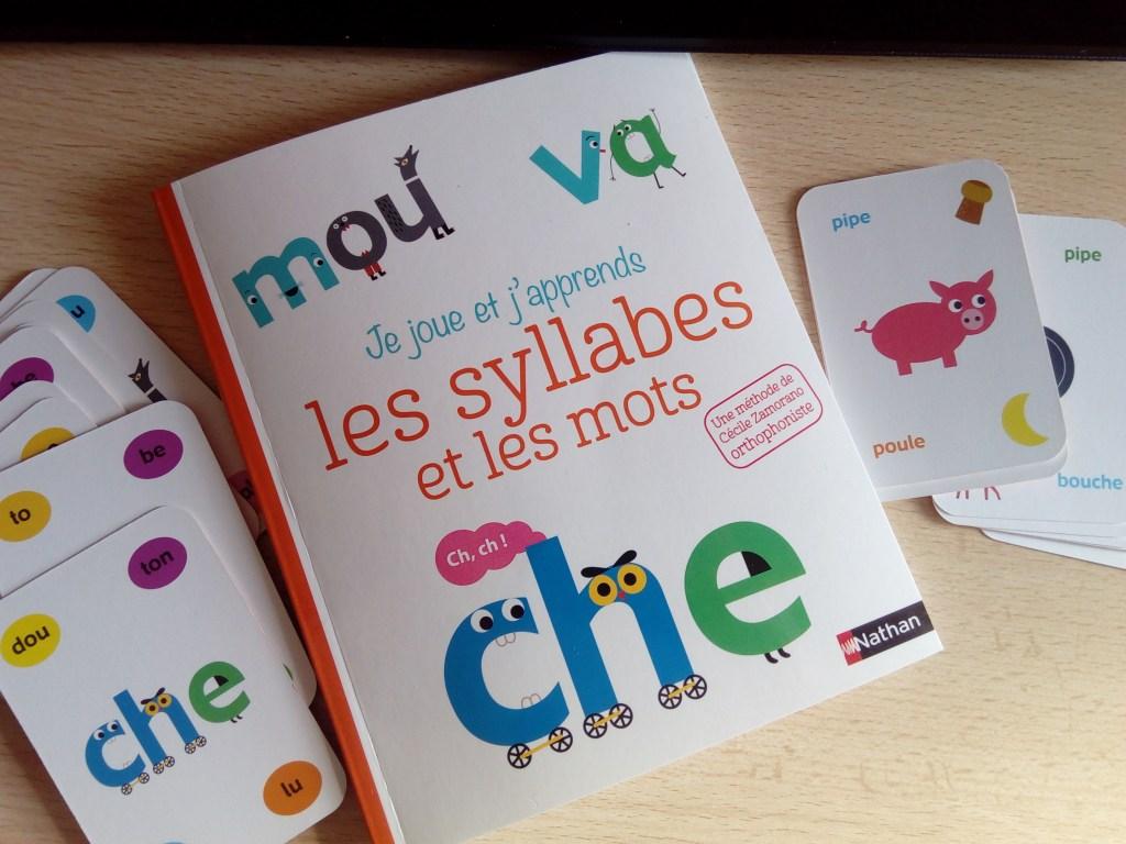 coffret apprendre lire syllabes