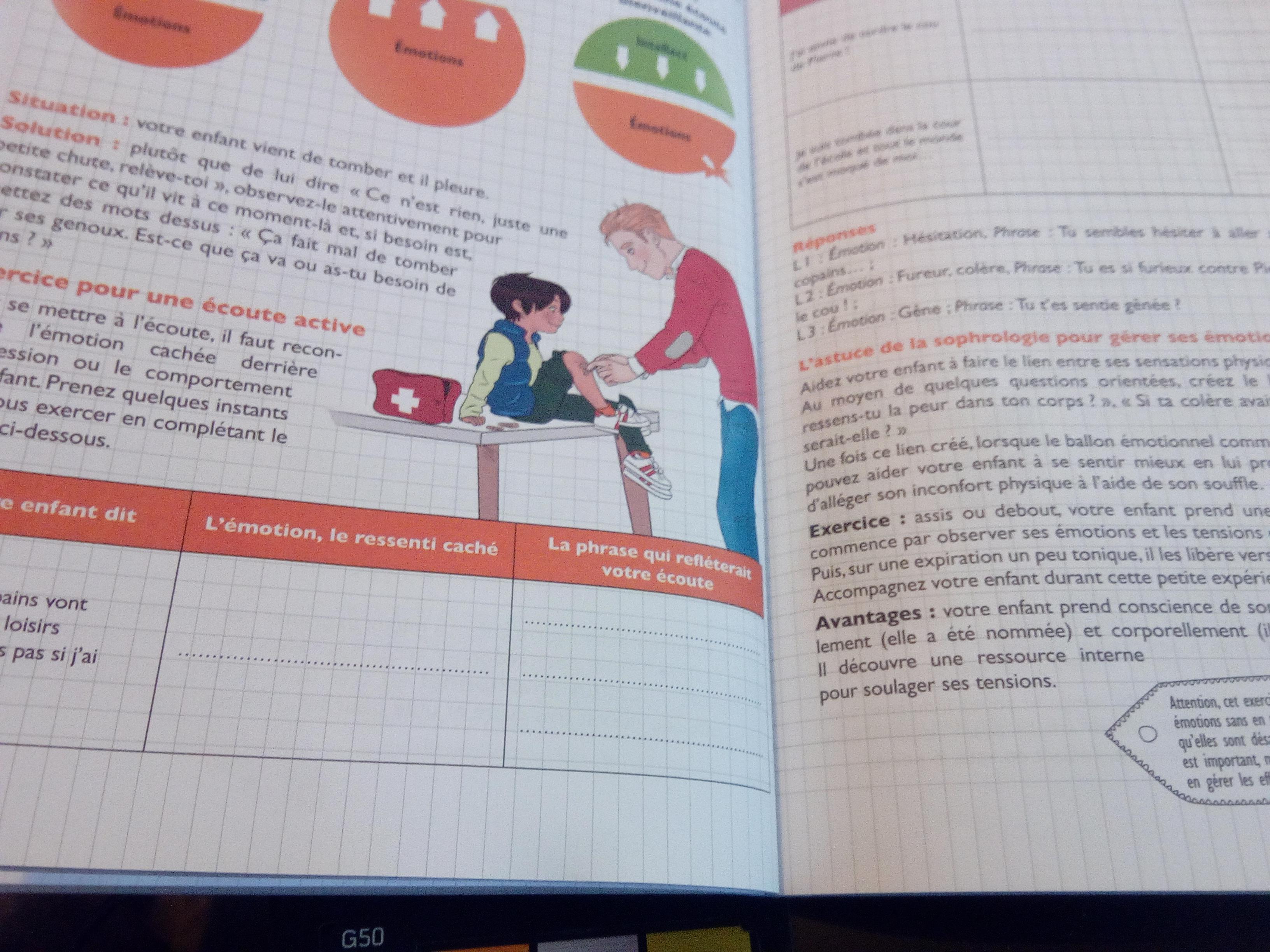 ptit cahier education positive
