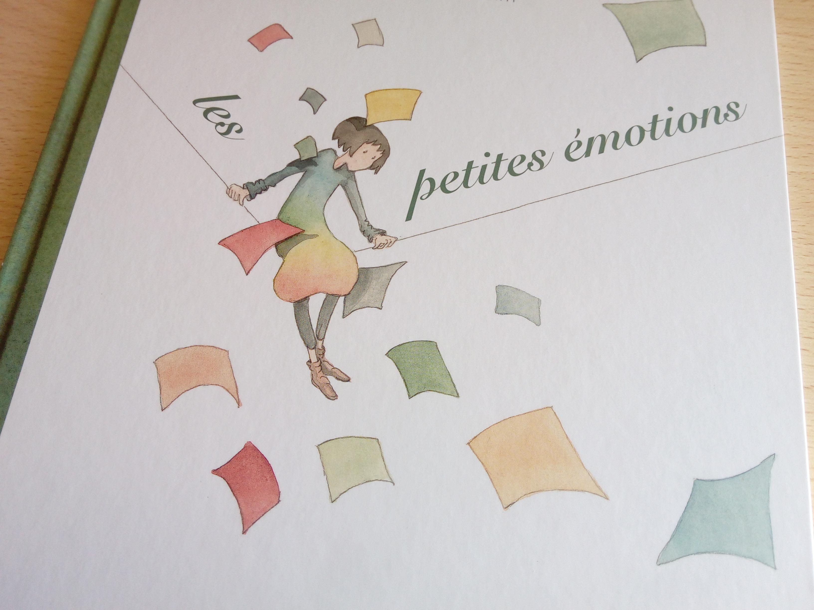 livre Les petites émotions