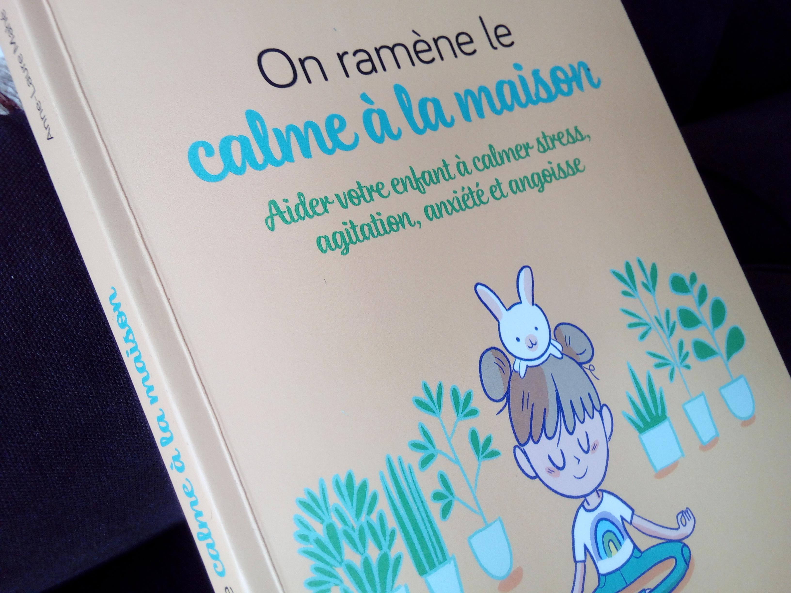 livre calmer enfants