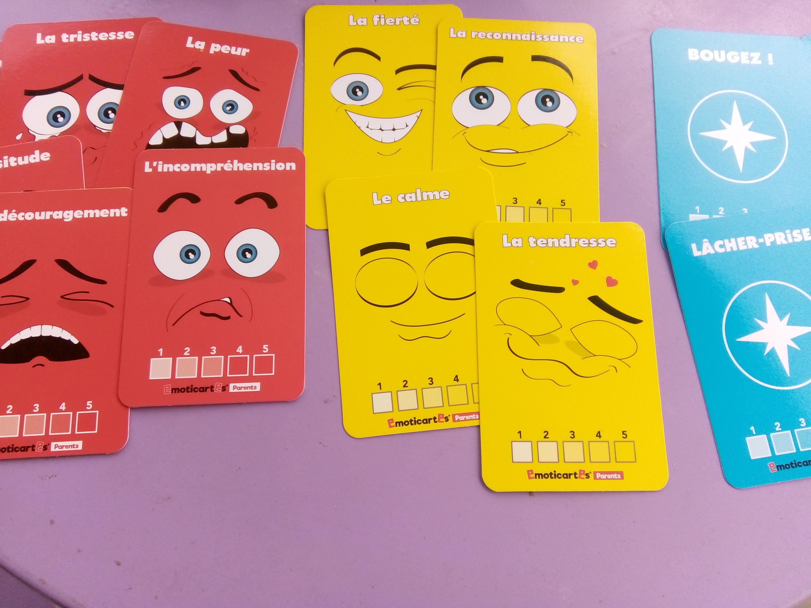 cartes émoticartes parents