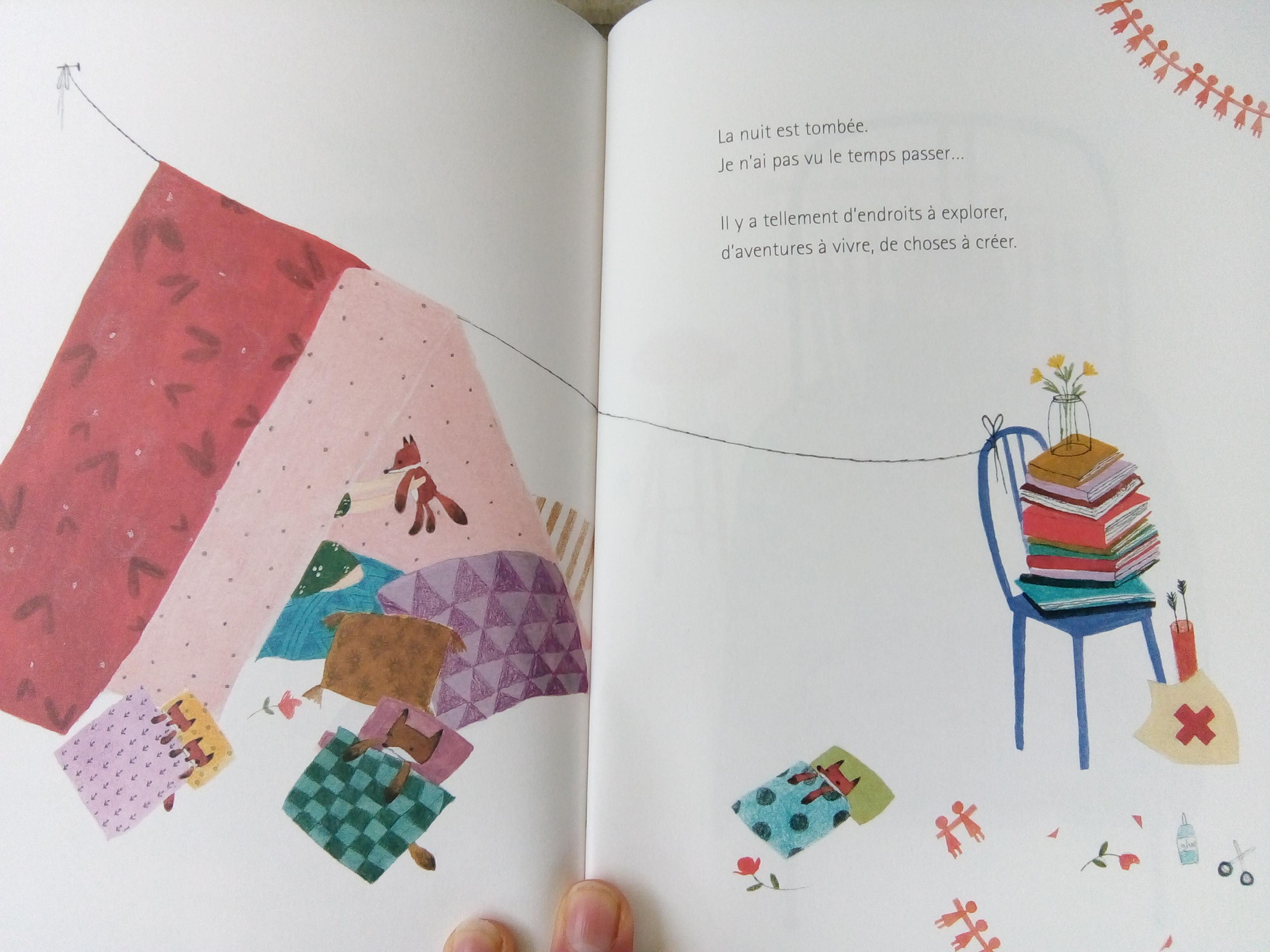 il était une fois lily livre imagination enfants