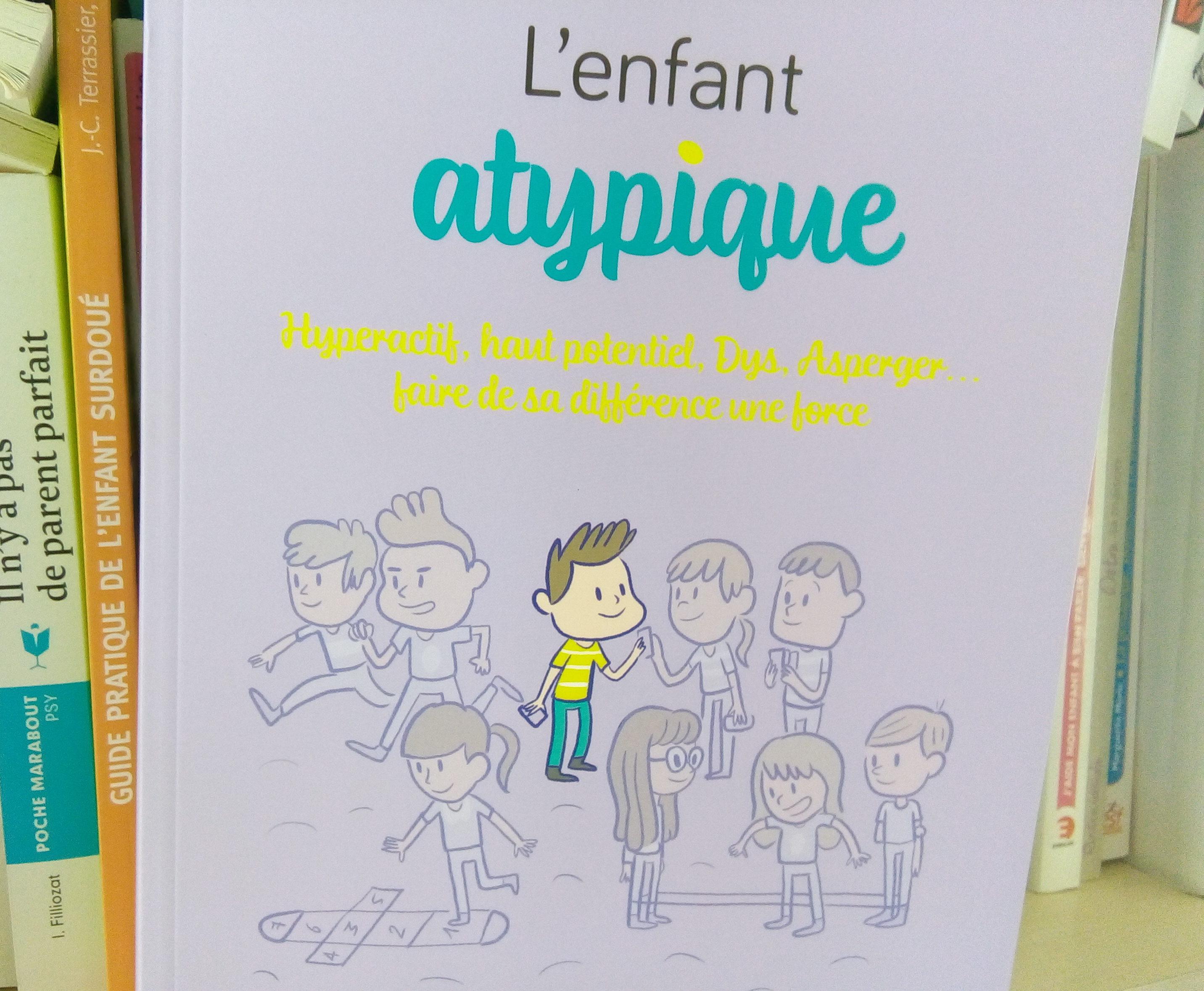 livre enfants atypiques