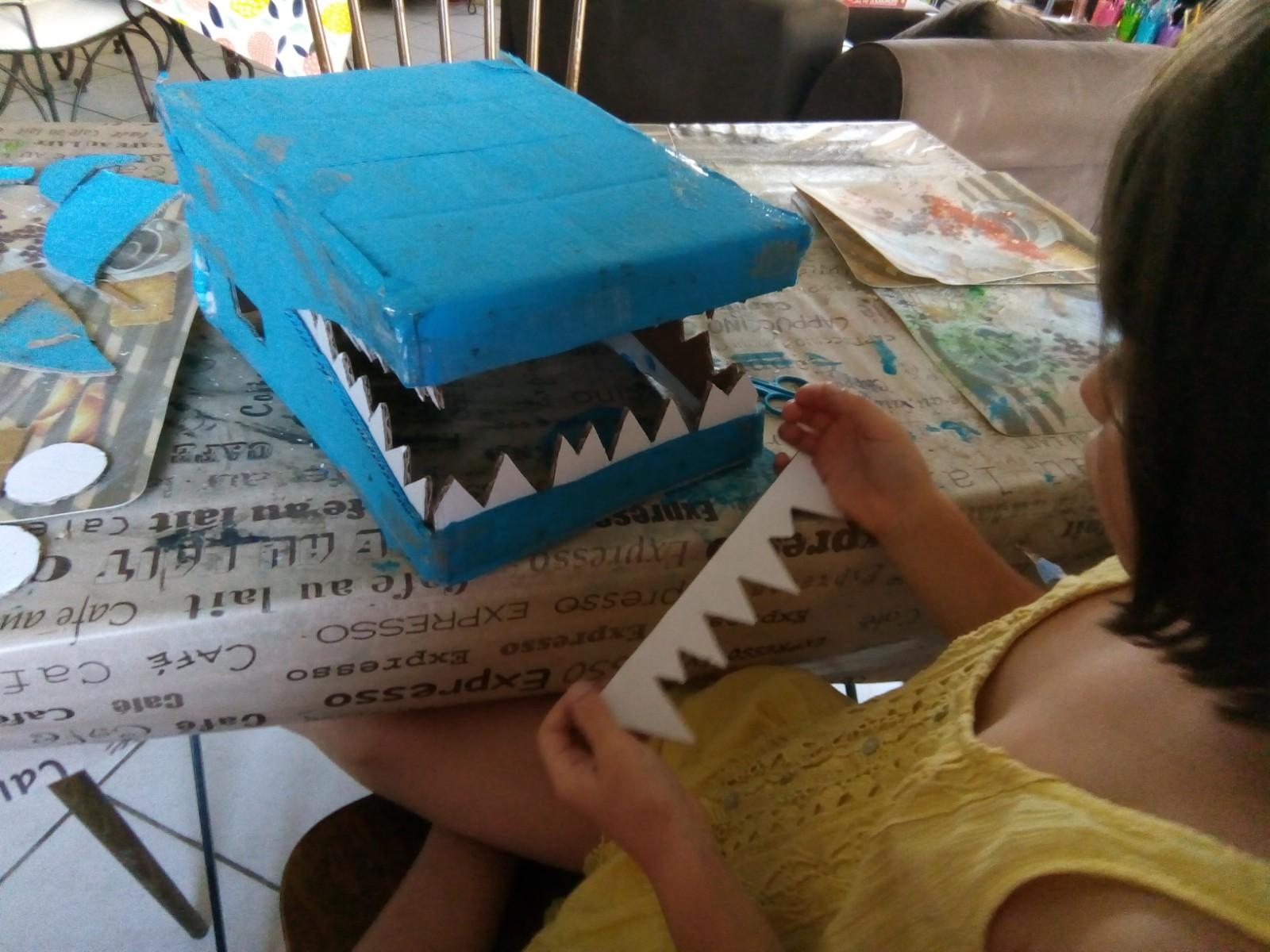 ca va cartonner livre activités enfants carton