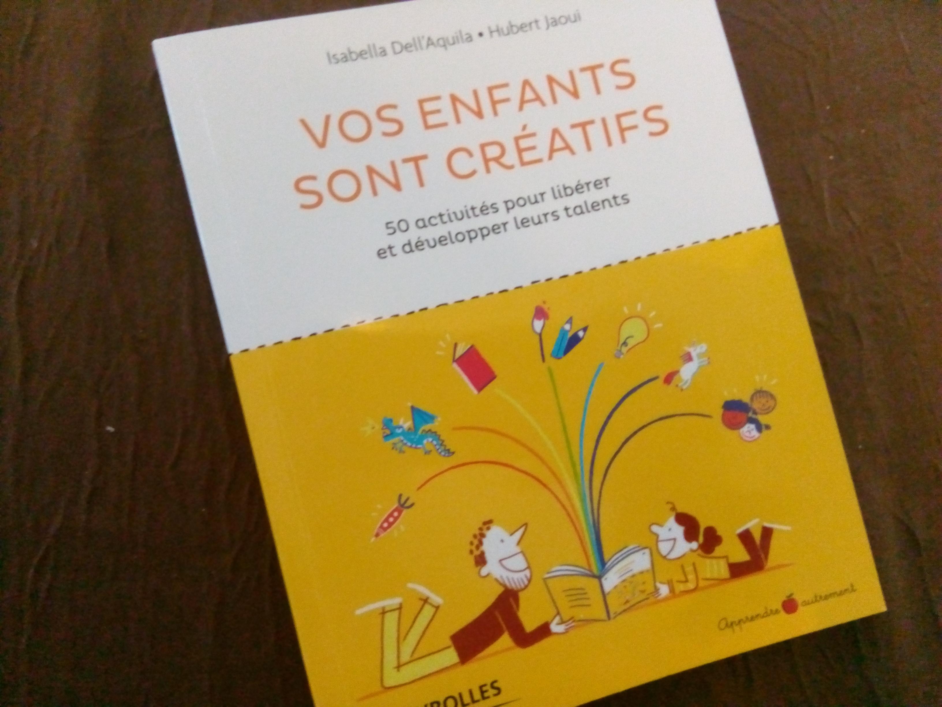 cultiver la pensée créative enfants