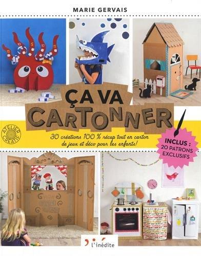 livre activités enfants carton
