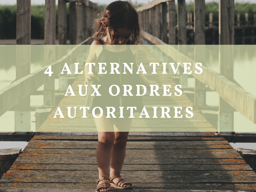 4 alternatives aux ordres autoritaires