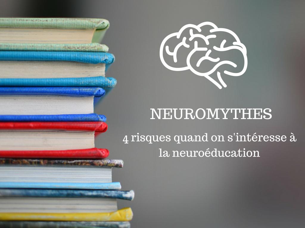 Neuromythes risques neuroéducation