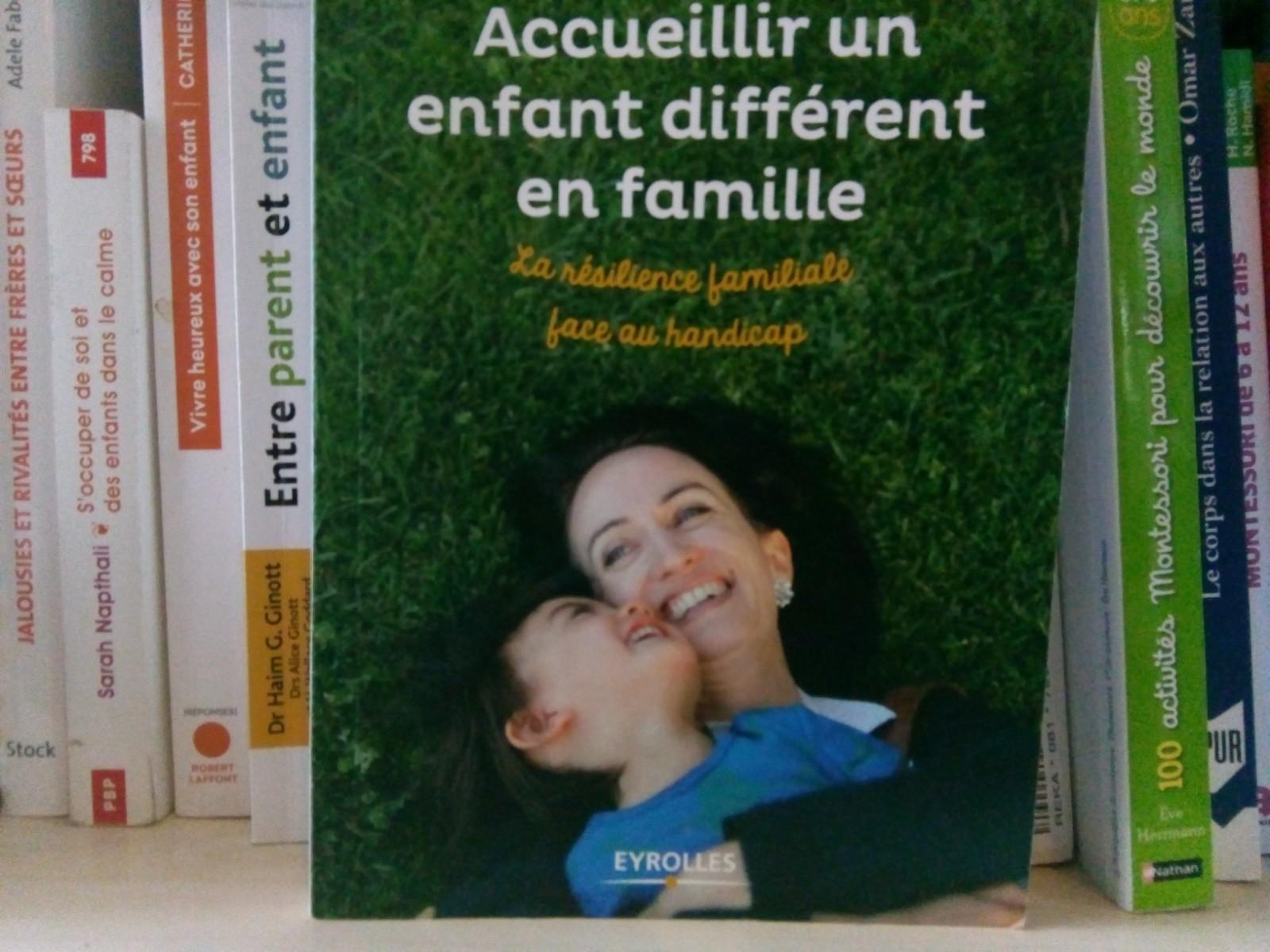 accueillir enfant handicapé