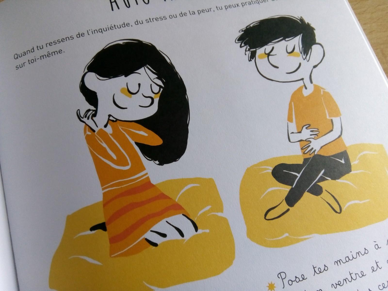 cahier émotion enfant