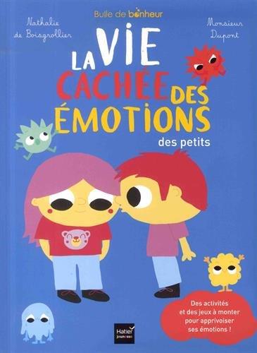 cahier émotions enfants 4 ans