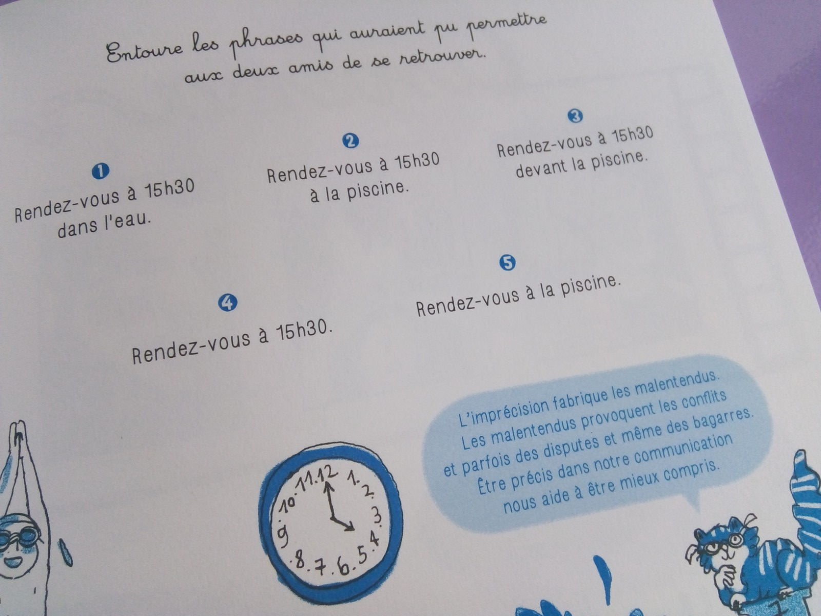 cahier filliozat on se dispute enfants