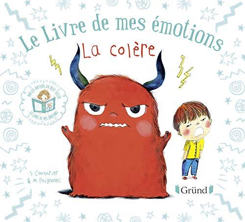 livre émotions enfants colère