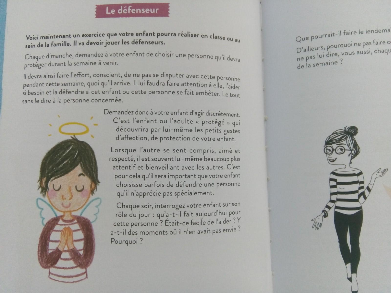 livre outil empathie enfants