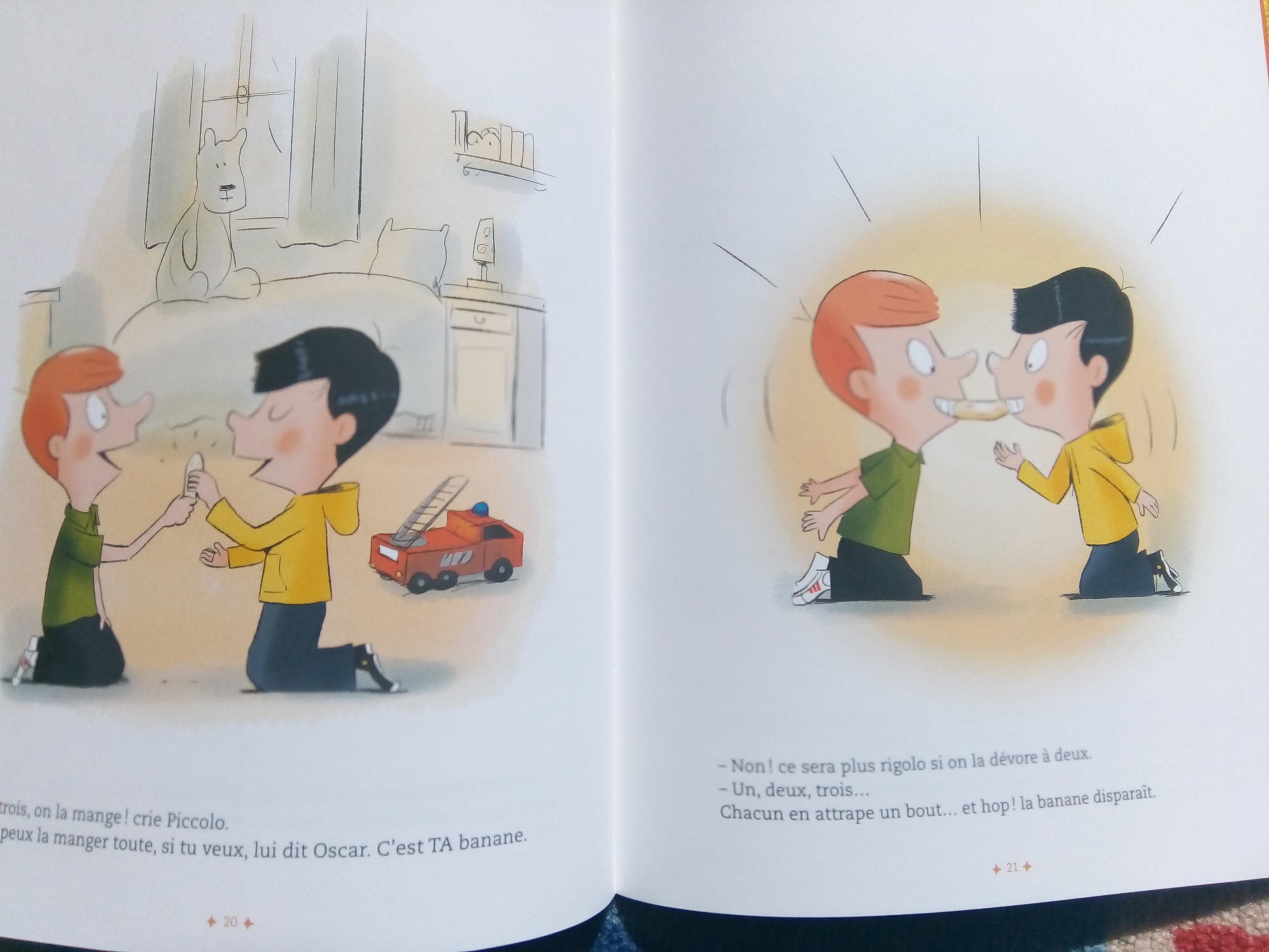 livre enfant partager prêter
