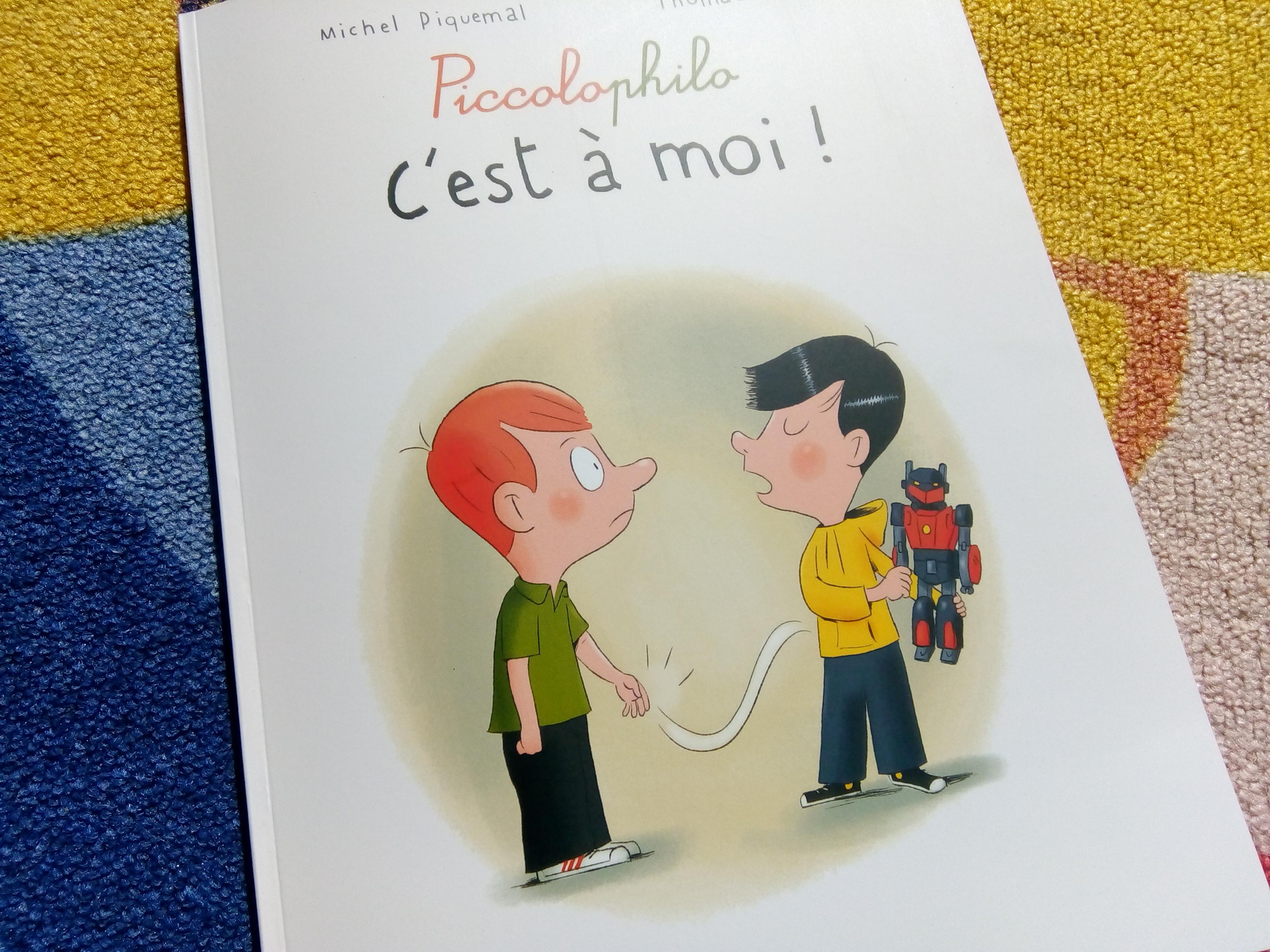 C Est A Moi Un Livre Pour Reflechir Ensemble Sur Les