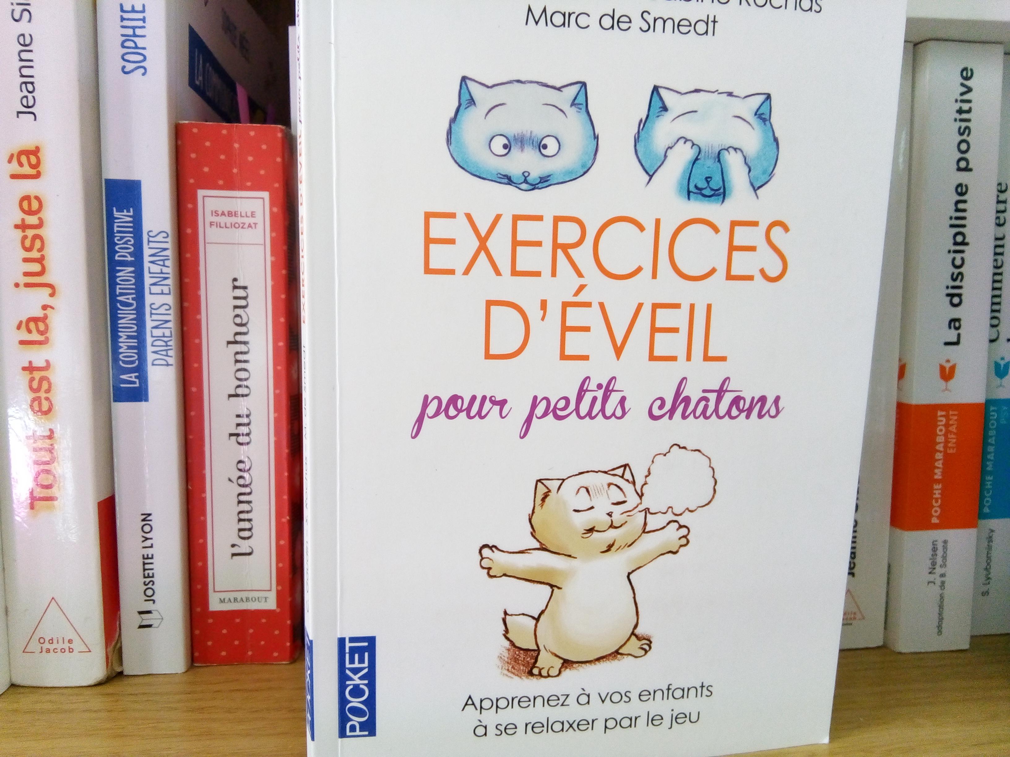 livre relaxation enfants