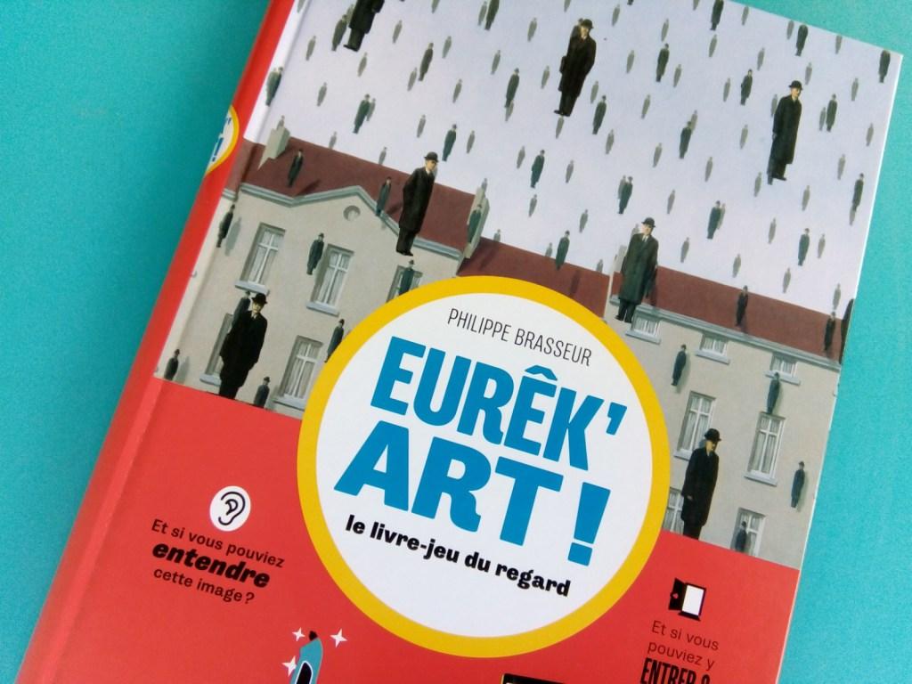 Eurek Art Un Livre Jeu Pour Jouer Avec Les œuvres D Art
