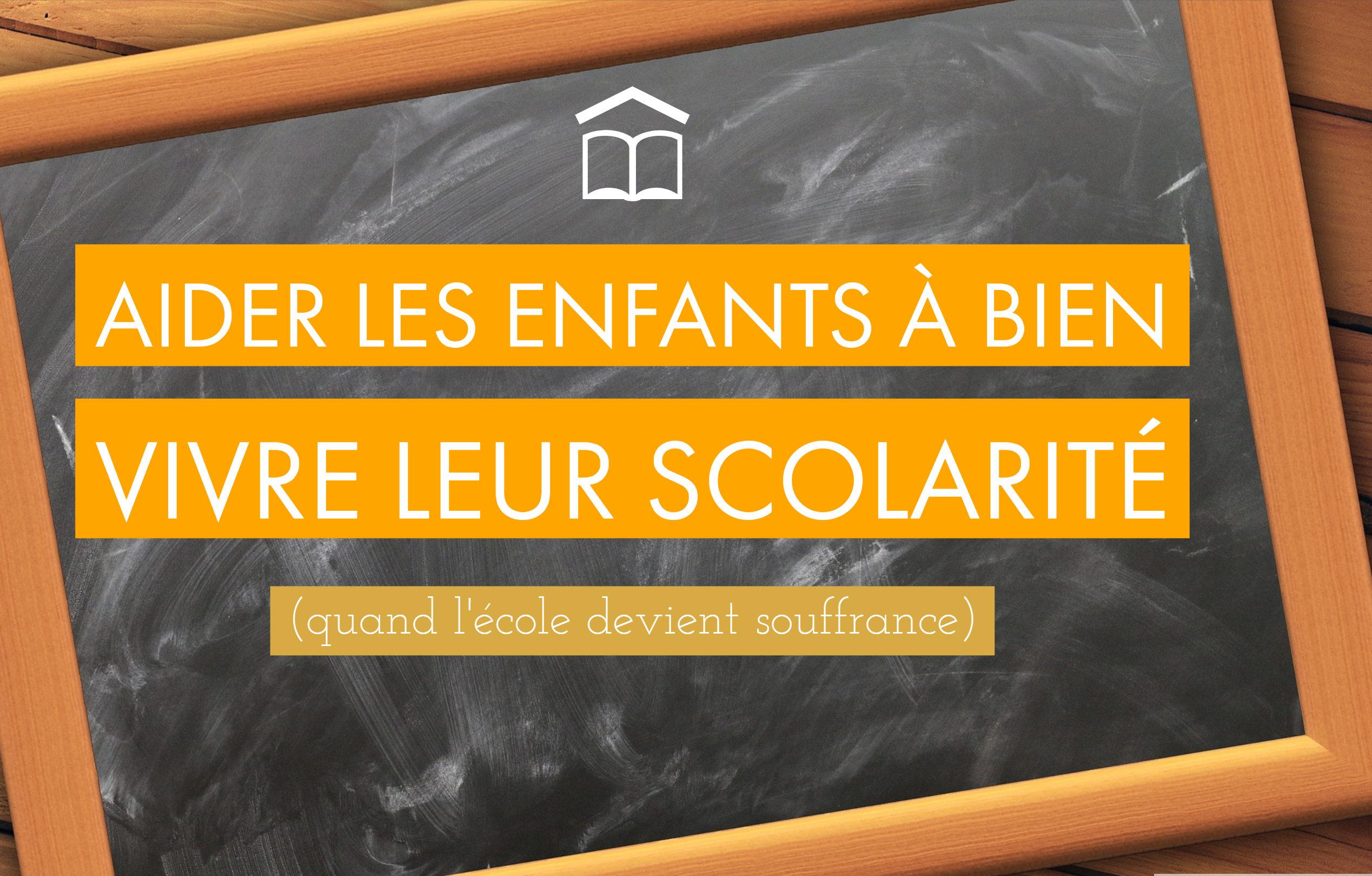 aider enfants vivre scolarité