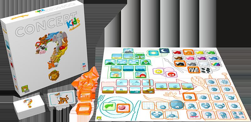 boite concept kids