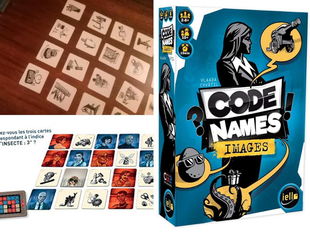 jeu ambiance code names
