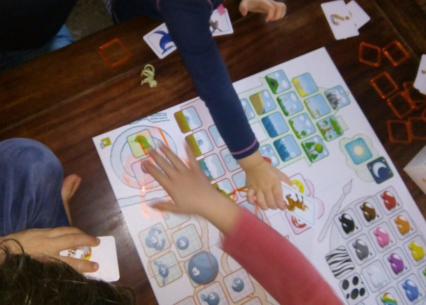 jeu concept kids