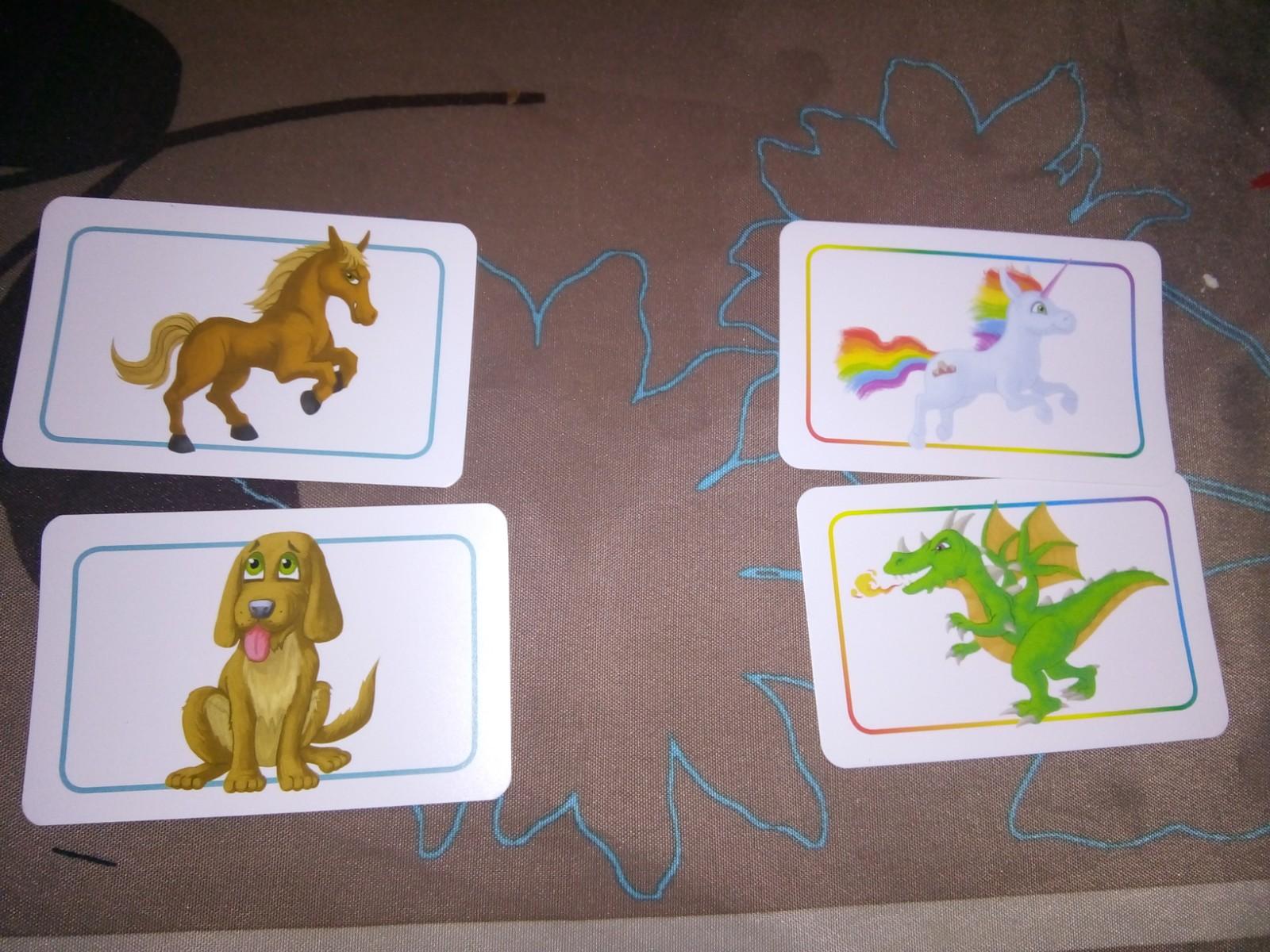 jouer concept kids animaux