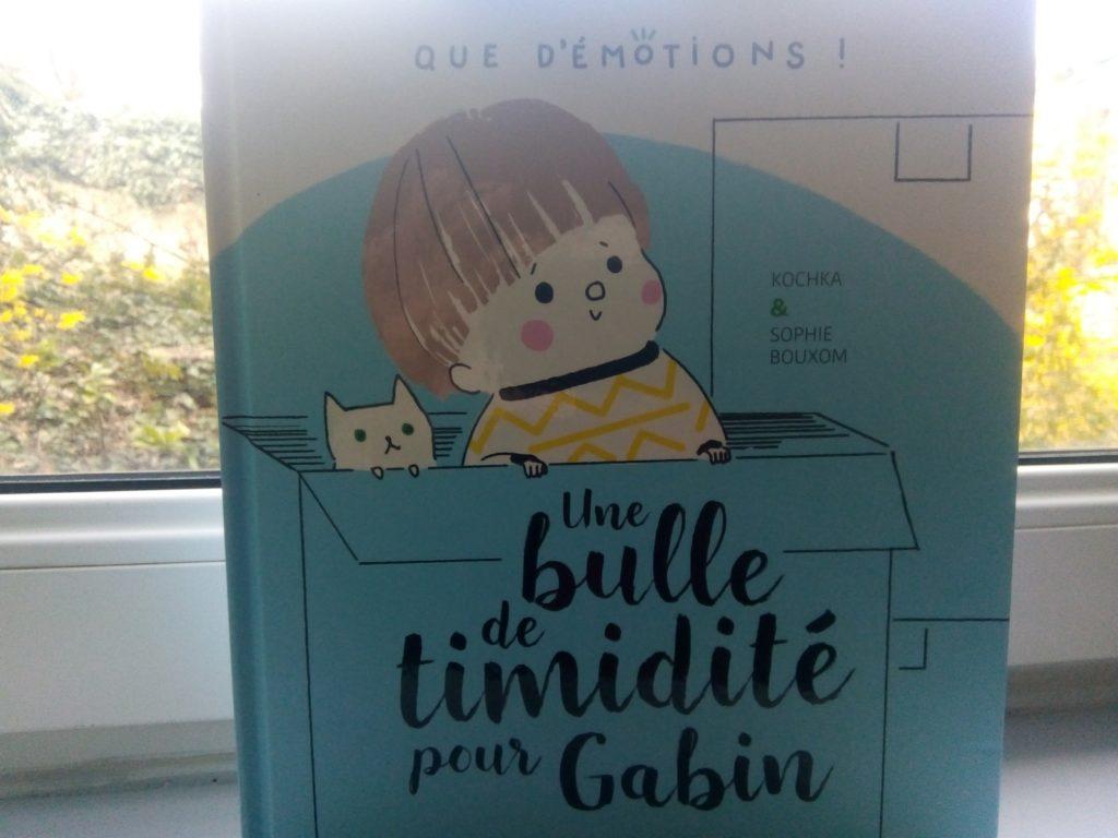 livre pour enfants timidité