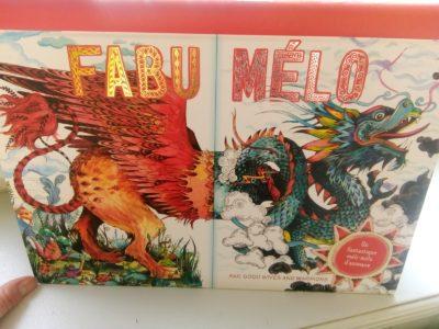 Fabu Mélo livres créatures fantastiques