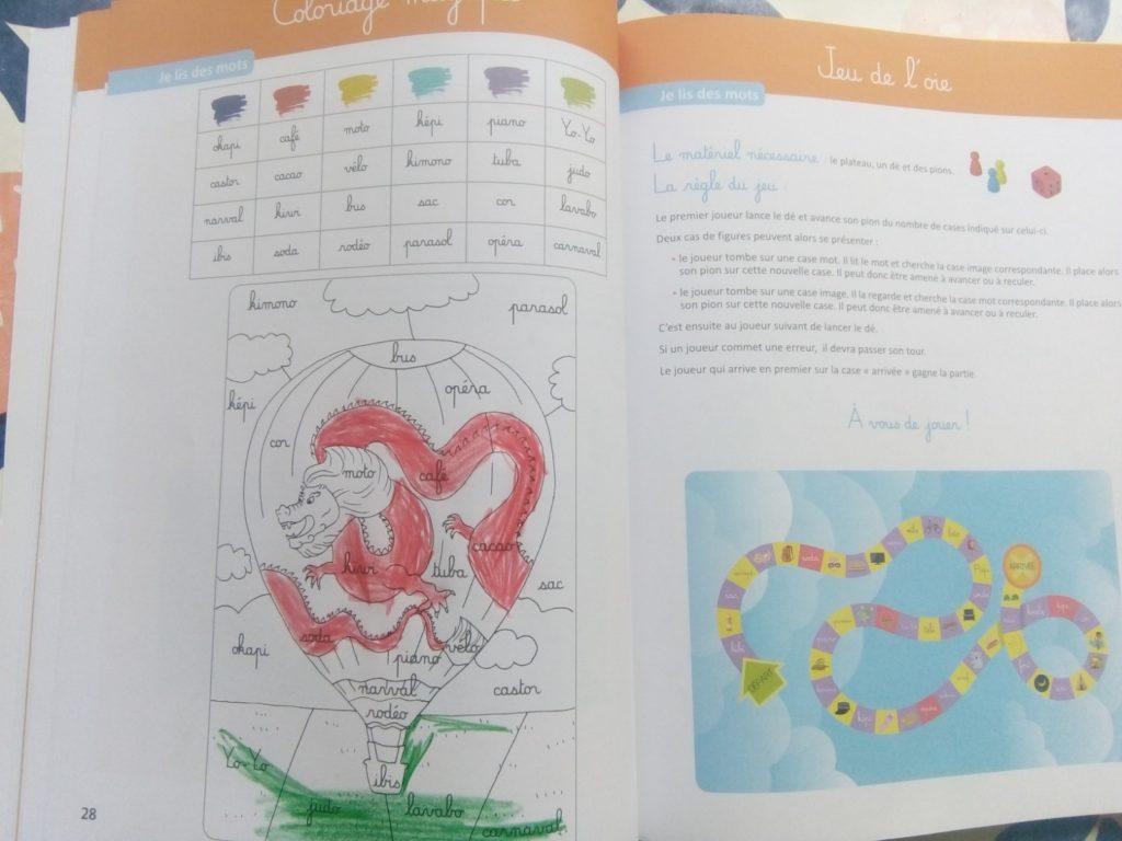 compréhension lecture montessori