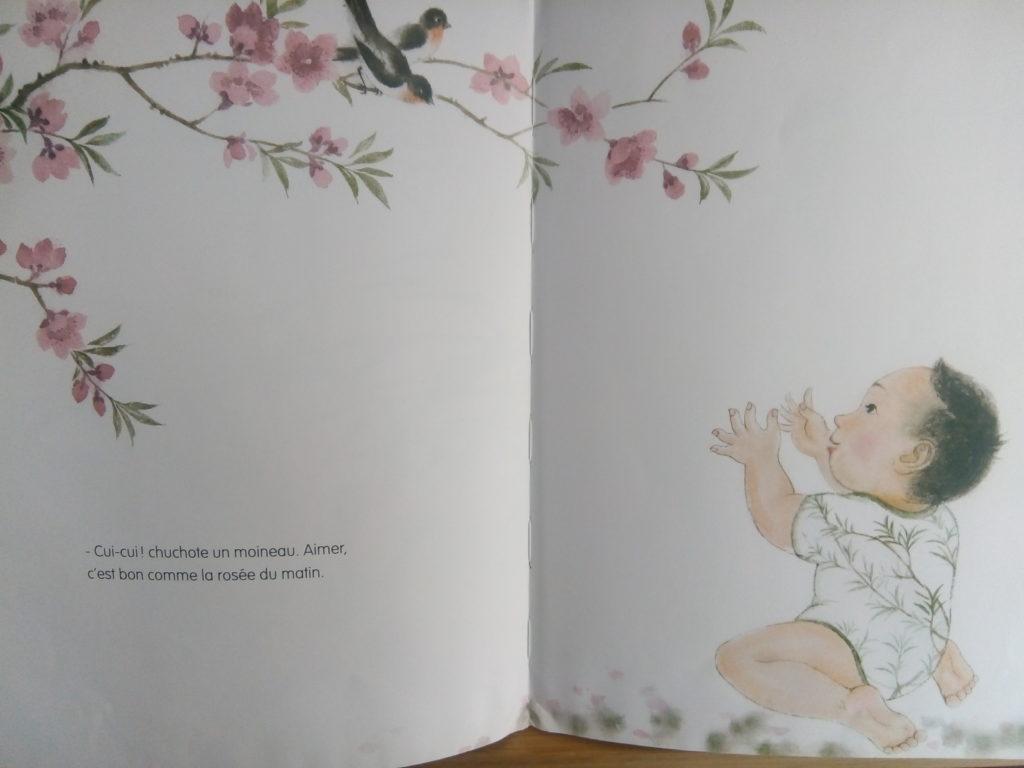 livre je t'aime enfants