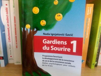 livre développement émotionnel et relationnel pour enfants