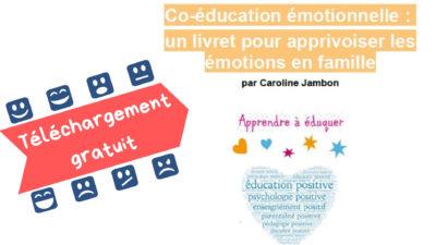 livret co éducation émotionnelle