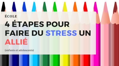 stress école allié