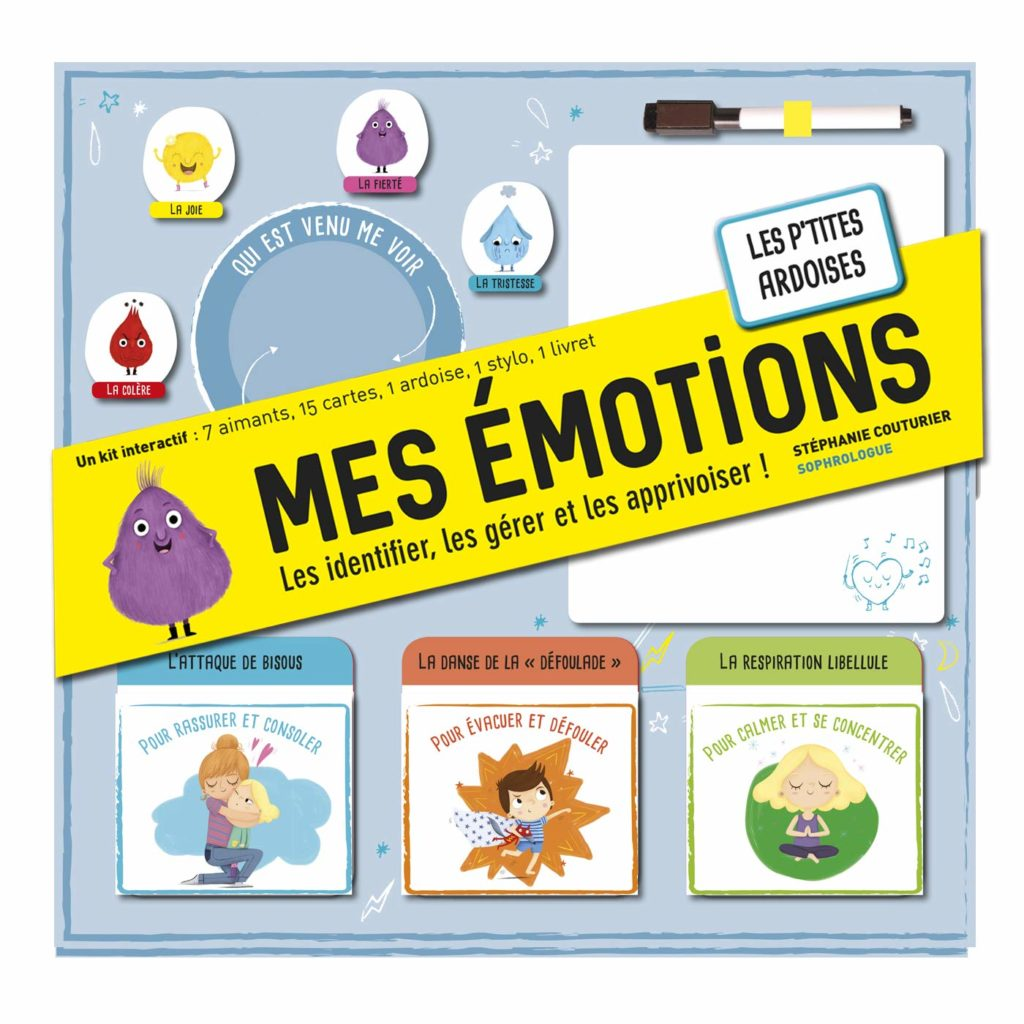 tableau des émotions enfants