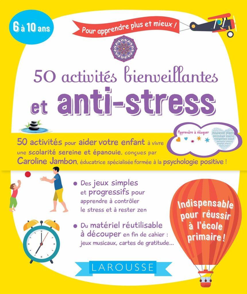 activités bienveillantes anti stress
