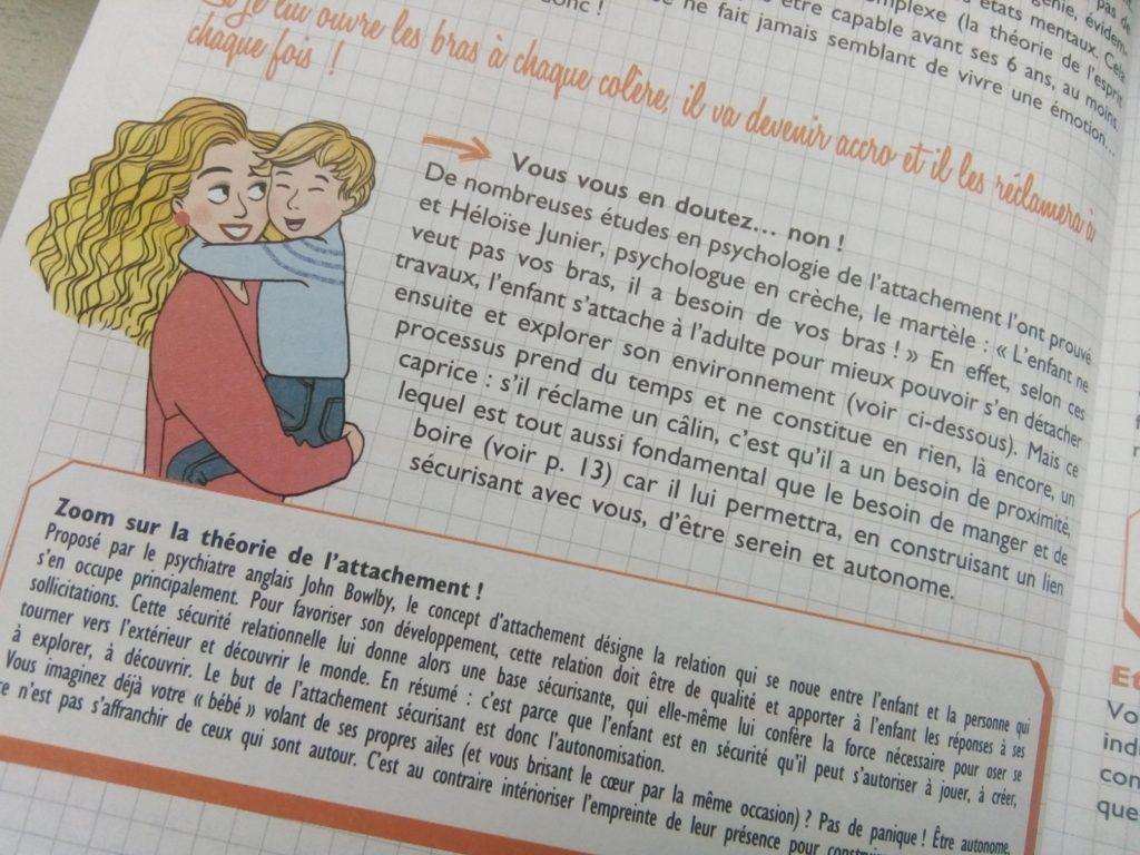 cahier gérer colère famille