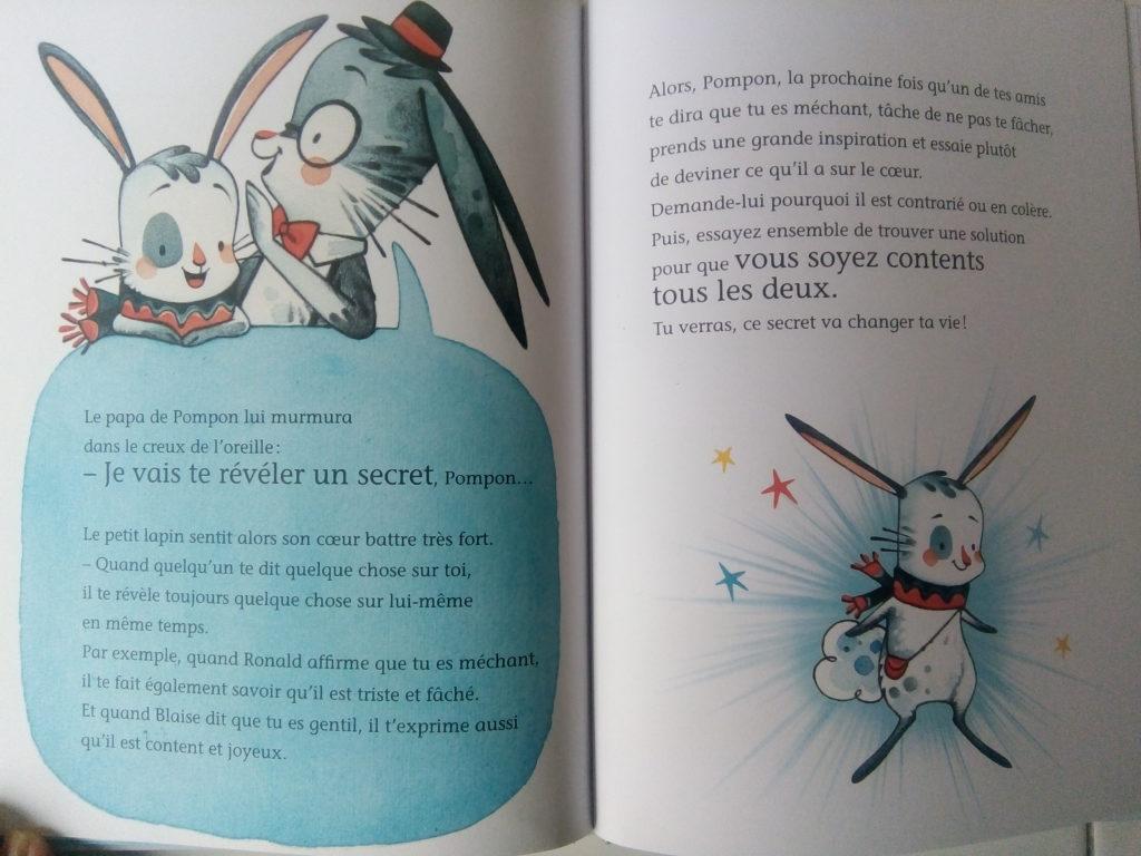 livre apprendre bienveillance enfants