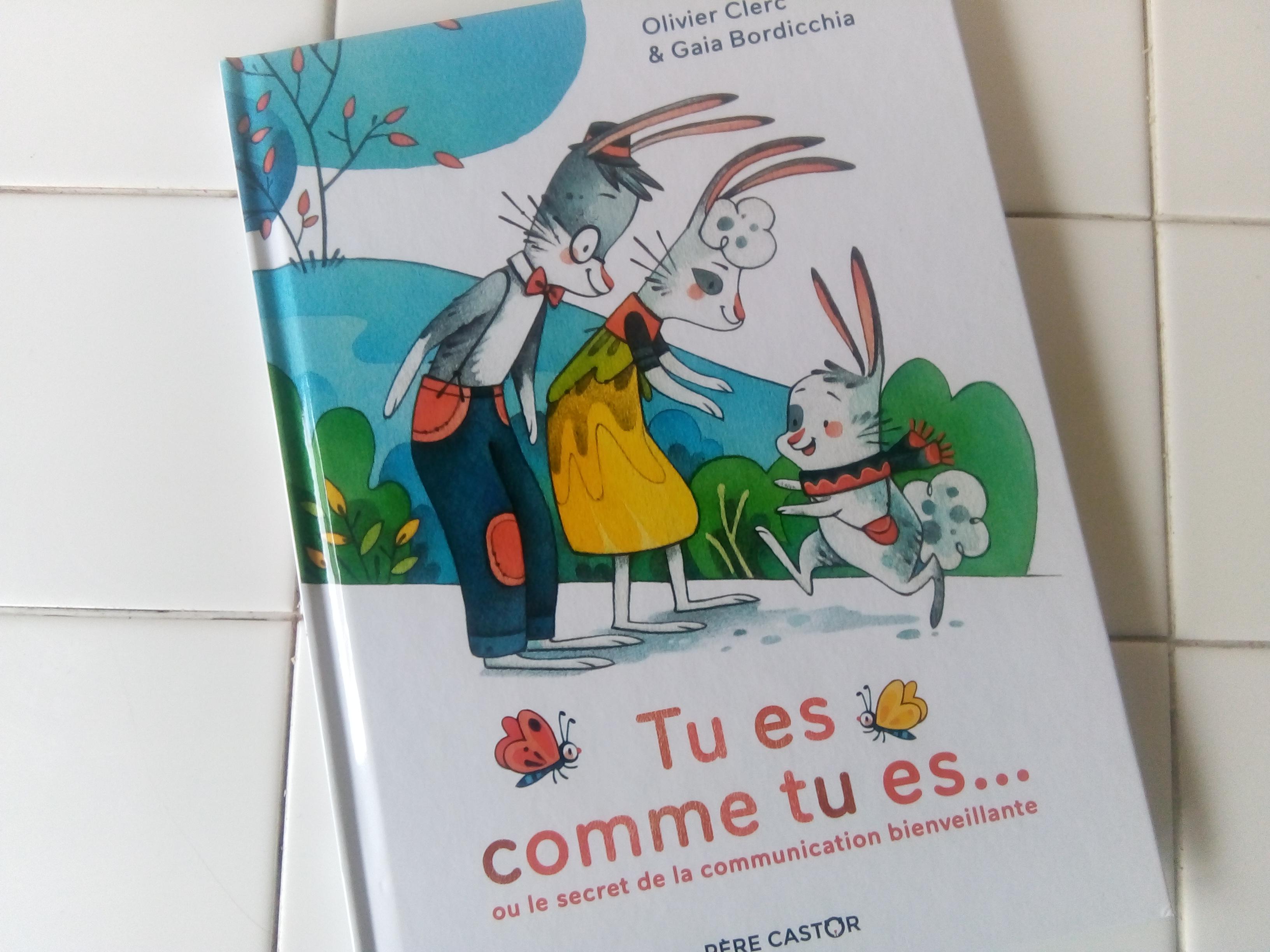 livre bienveillance enfants