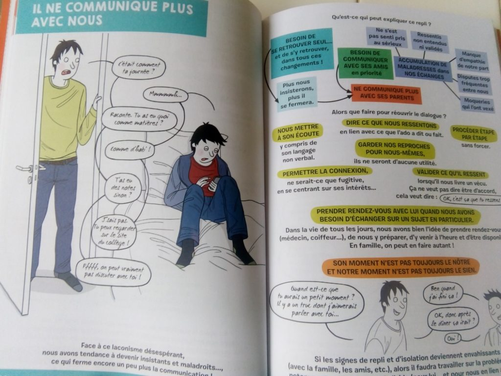livre décodeur de l'ado en crise