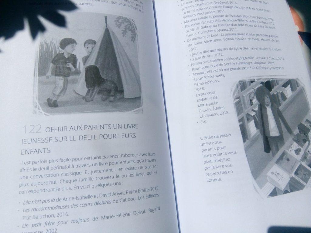 livre sur le deuil périnatal bébé
