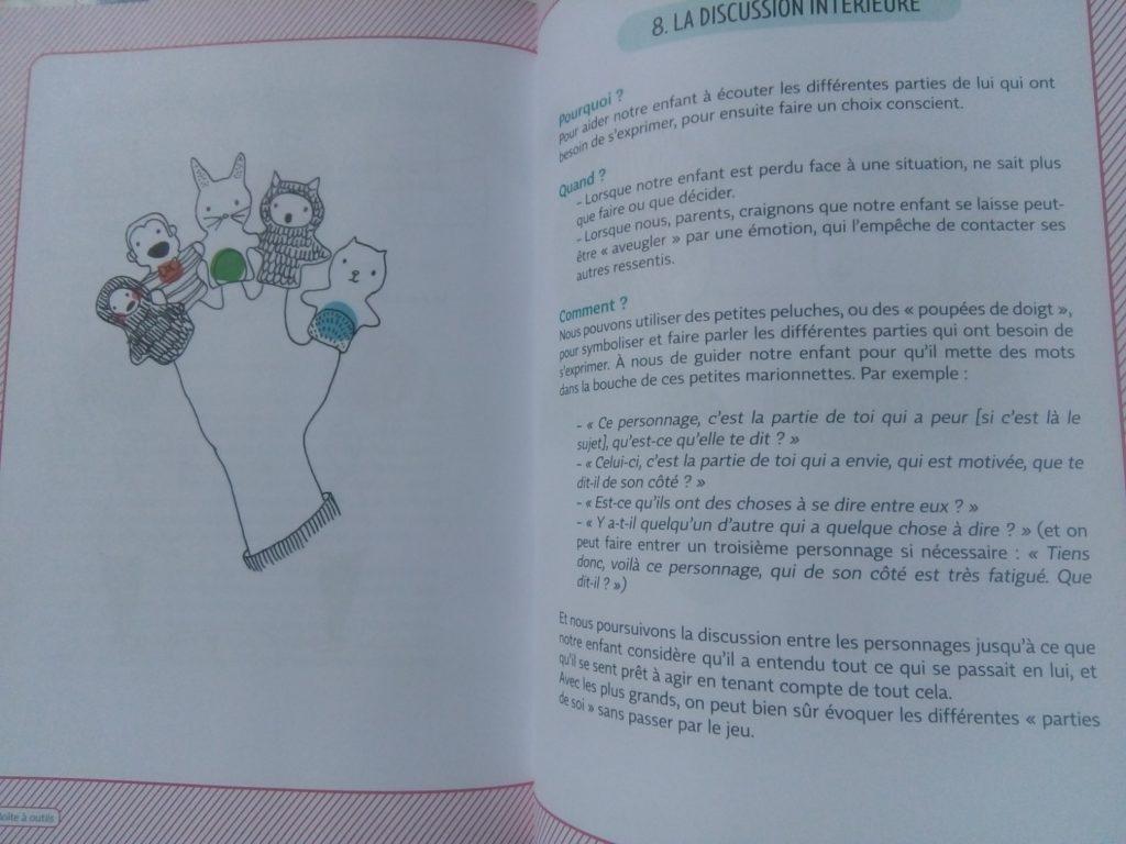livre communication bienveillante avec les enfants