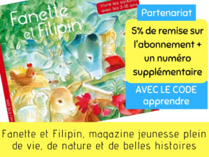 remise magazine fanette filipin