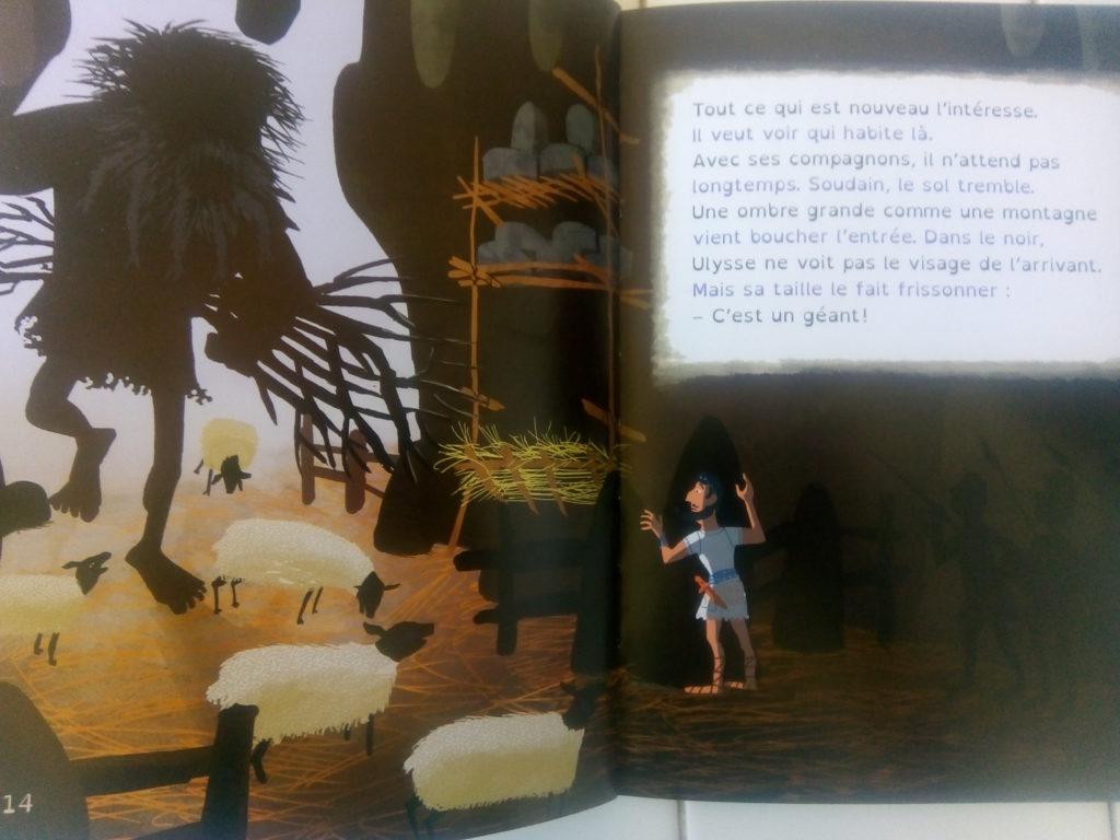 livre mythologie enfants dys premières lectures