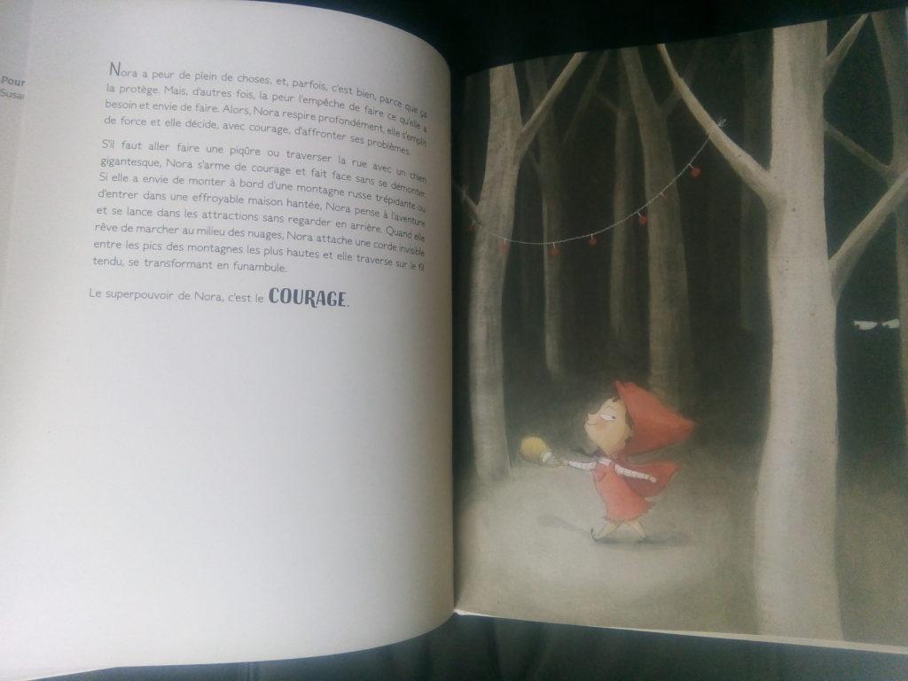 livre superpouvoirs enfants