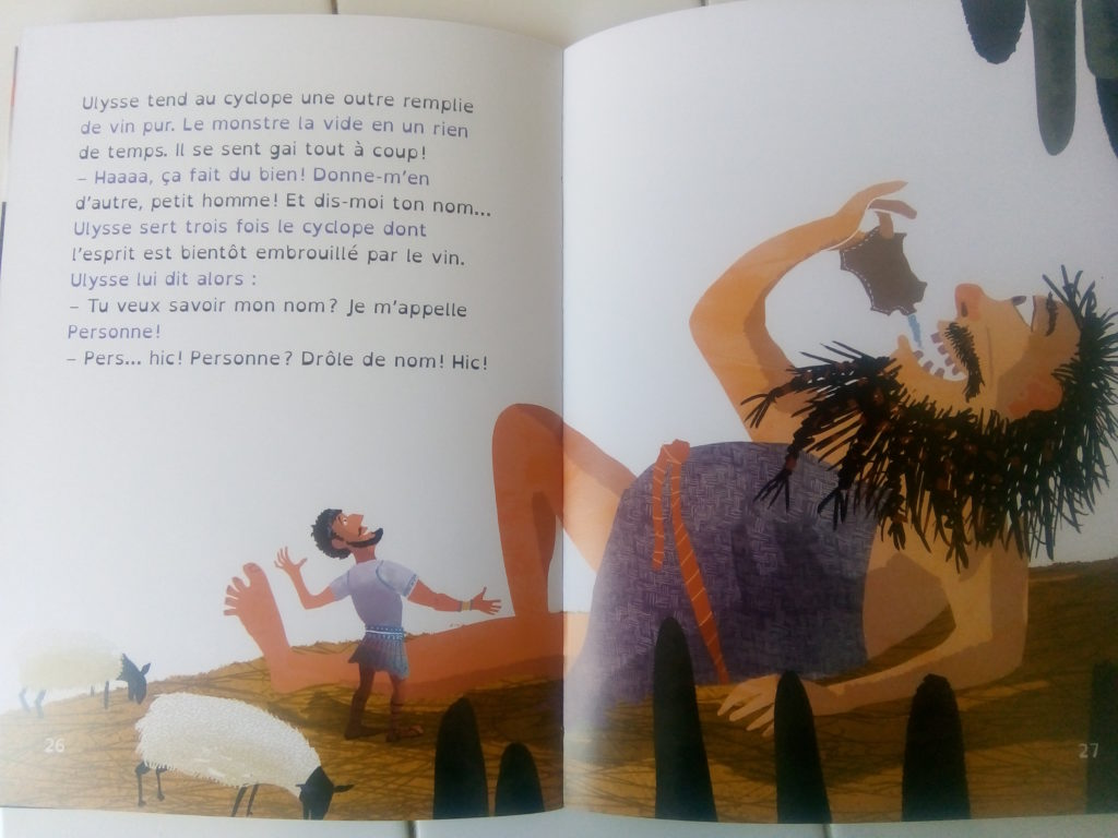 mythologie enfants dys premières lectures