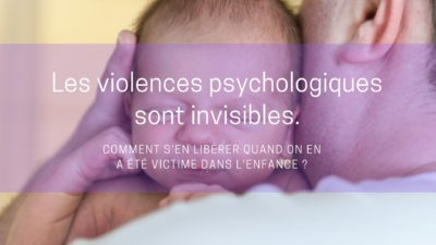 violences psychologiques enfance